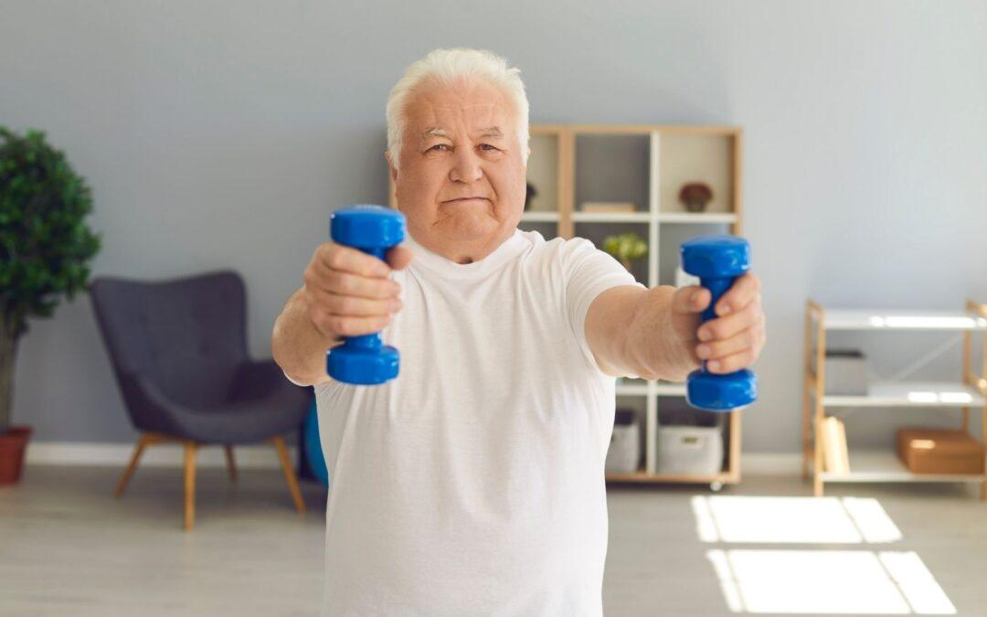 Blijf fit en gezond